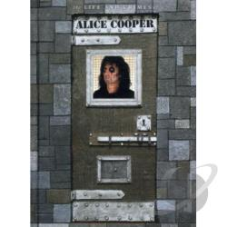Cooper, Alice - Life & Crimes Of CD Cover Art