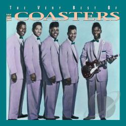 Coasters - Very Best of the Coasters CD Cover Art