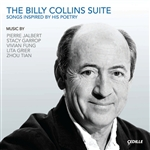 Jalbert, Pierre Cook / Lincoln Trio / Yeh - Billy Collins Suite CD Cover Art