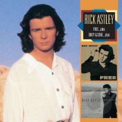 Astley, Rick - Free...Plus/Body & Soul...Plus CD Cover Art