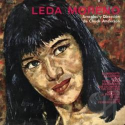 Moreno, Leda - Leda Moreno CD Cover Art