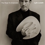 Lovett, Lyle - Road to Ensenada CD Cover Art