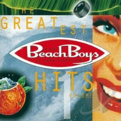 Beach Boys - Greatest Hits, Vol. 1 CD Cover Art