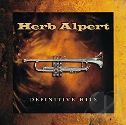Alpert, Herb - Definitive Hits CD Cover Art