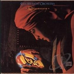 Electric Light Orchestra - Discovery CD Cover Art