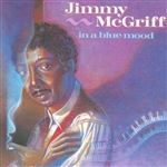 McGriff, Jimmy - In A Blue Mood CD Cover Art