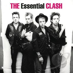 Clash - Essential Clash CD Cover Art