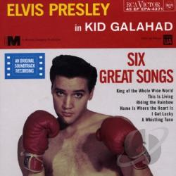 Presley, Elvis - Kid Galahad CD Cover Art
