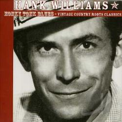 Williams, Hank - Honky Tonk Blues CD Cover Art