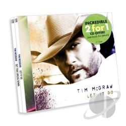 Mcgraw, Tim - Let It Go/Set This Circus Down CD Cover Art