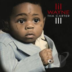 Lil Wayne - Tha Carter III - Clean Version CD Cover Art