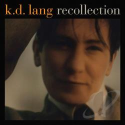 Lang, K.D. - Recollection CD Cover Art