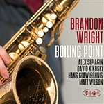 Wright, Brandon - Boiling Point CD Cover Art
