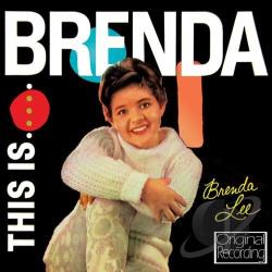 Lee, Brenda - This Is...Brenda CD Cover Art