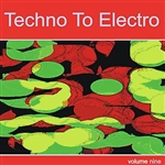 Various Artists - Techno To Electro Vol. 9 - Deeba DB Cover Art