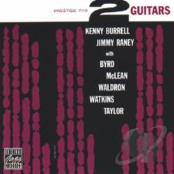 Burrell, Kenny / Raney, Jimmy - Two Guitars CD Cover Art