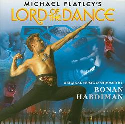Flatley, Michael / Hardiman, Ronan - Michael Flatley's Lord of the Dance CD Cover Art