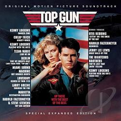 Top Gun CD Cover Art