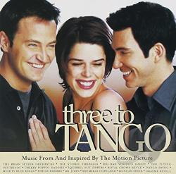 Three To Tango CD Cover Art