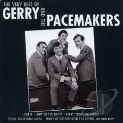 Gerry & The Pacemakers - Very Best of Gerry & the Pacemakers CD Cover Art