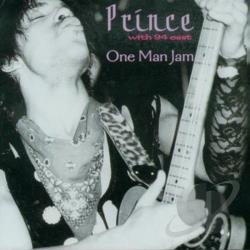 Prince - One Man Jam CD Cover Art