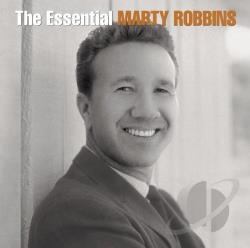 Robbins, Marty - Essential Marty Robbins CD Cover Art