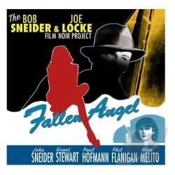 Sneider, Bob - Fallen Angel CD Cover Art
