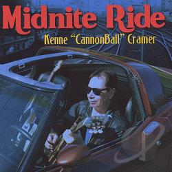 Kenne CannonBall Cramer - Midnite Ride CD Cover Art