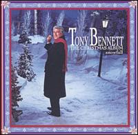 Bennett, Tony - Snowfall: The Tony Bennett Christmas Album CD Cover Art
