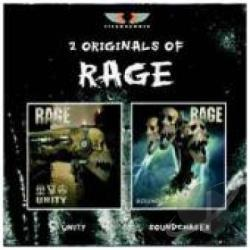 Rage - Unity/Soundchaser CD Cover Art