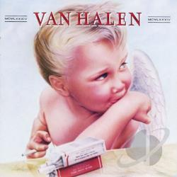Van Halen - 1984 LP Cover Art