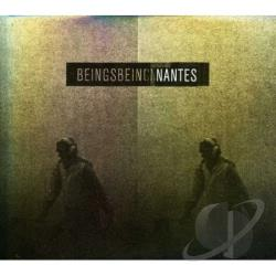 Beingsbeing - Nantes CD Cover Art
