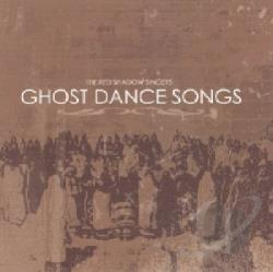 Red Shadow Singers - Ghost Dance Songs CD Cover Art