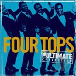 Four Tops - Ultimate Collection: Four Tops CD Cover Art
