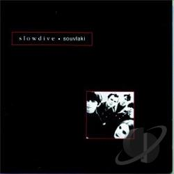 Slowdive - Souvlaki CD Cover Art