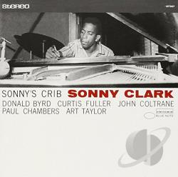 Clark, Sonny - Sonny's Crib CD Cover Art