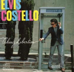 Costello, Elvis - Taking Liberties CD Cover Art