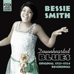 Smith, Bessie - Downhearted Blues CD Cover Art