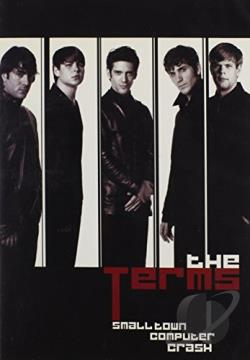 Terms - Small Town Computer Crash CD Cover Art