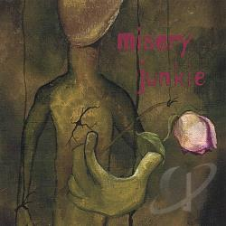 Dutch - Misery Junkie CD Cover Art