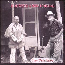 Romeling / Weeks - Your Own Heart CD Cover Art
