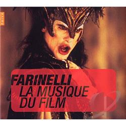 Farinelli: La Musique Du Film CD Cover Art