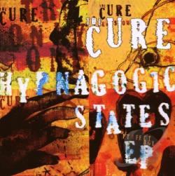 Cure - Hypnagogic States CD Cover Art
