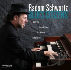 Schwartz, Radam - Blues Citizens CD Cover Art