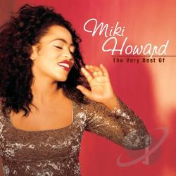 Howard, Miki - Very Best of Miki Howard CD Cover Art
