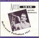Shaw, Artie - Artie Shaw at the Hollywood Palladium CD Cover Art