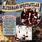 Bluegrass Spectacular (30 Original Tunes) CD Cover Art