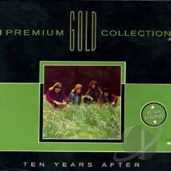 Ten Years After - Premium Gold Collection CD Cover Art