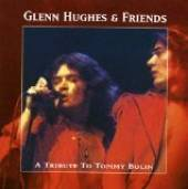 Hughes, Glenn - Tribute To Tommy Bolin CD Cover Art