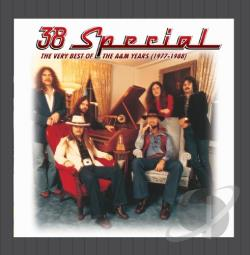 .38 Special - Very Best of the A&M Years (1977-1988) CD Cover Art